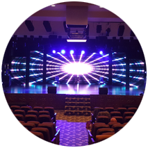 LED Screens & Projection